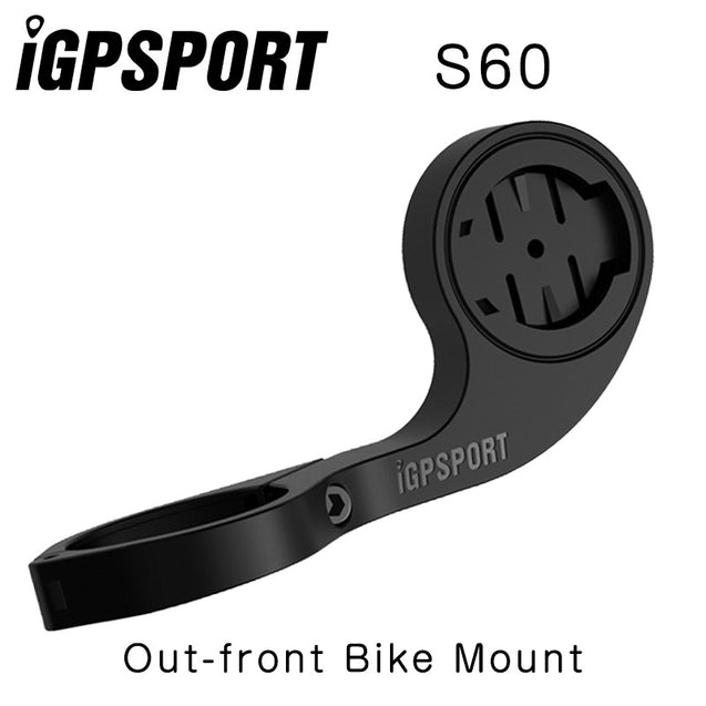 IGPSPORT S60 Bicycle Computer Mount Holder Stopwatch Extender for iGS20/20Plus/60 Garmin GPS
