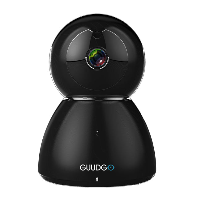 GUUDGO GD-SC03 Snowman 1080P Cloud WIFI IP Camera Black