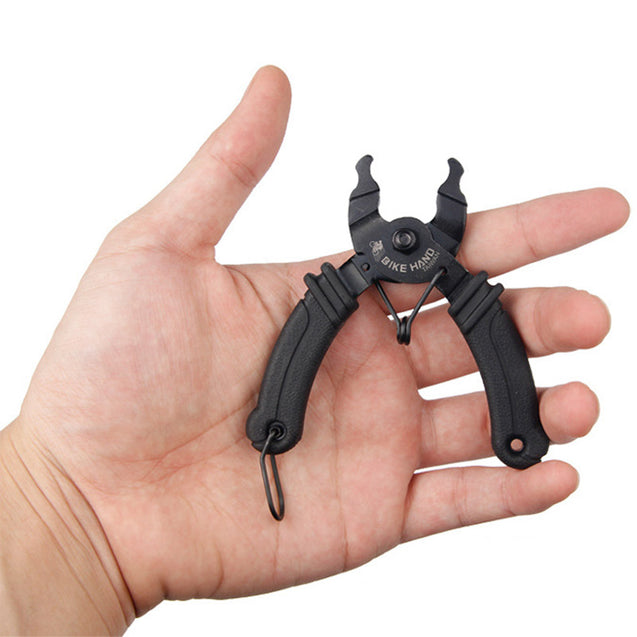BIKE HAND Bicycle Sport Plier Bike Hand Wizard Link Tongs Chain Clamp Removal Repair Bike Tools