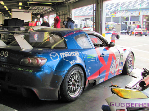 Dempsey Racing GT RX-8