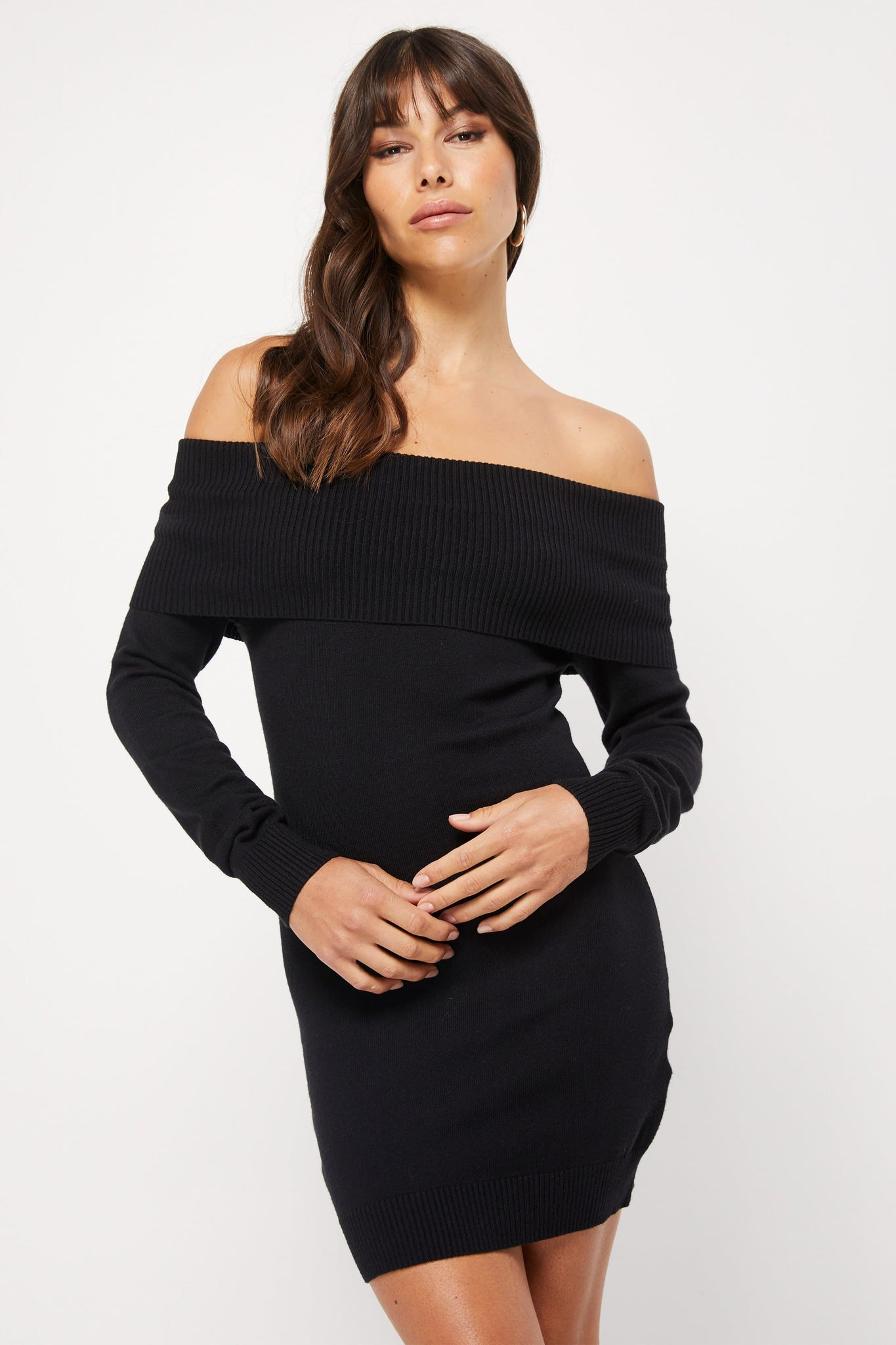 The Venice Knitted Dress