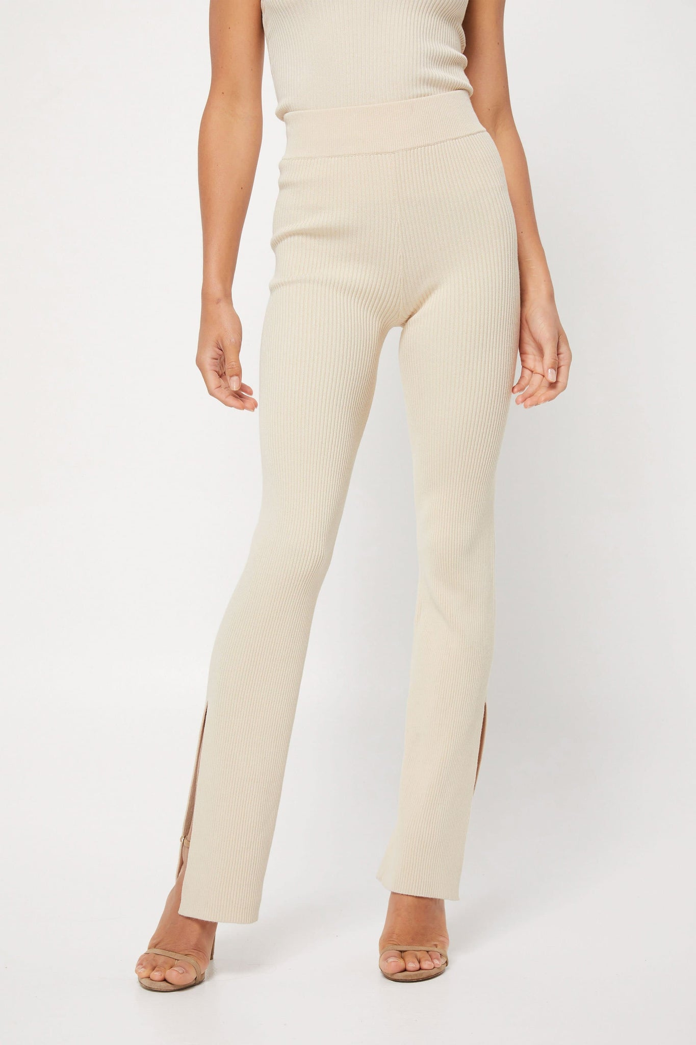 The Venice Knitted Pant