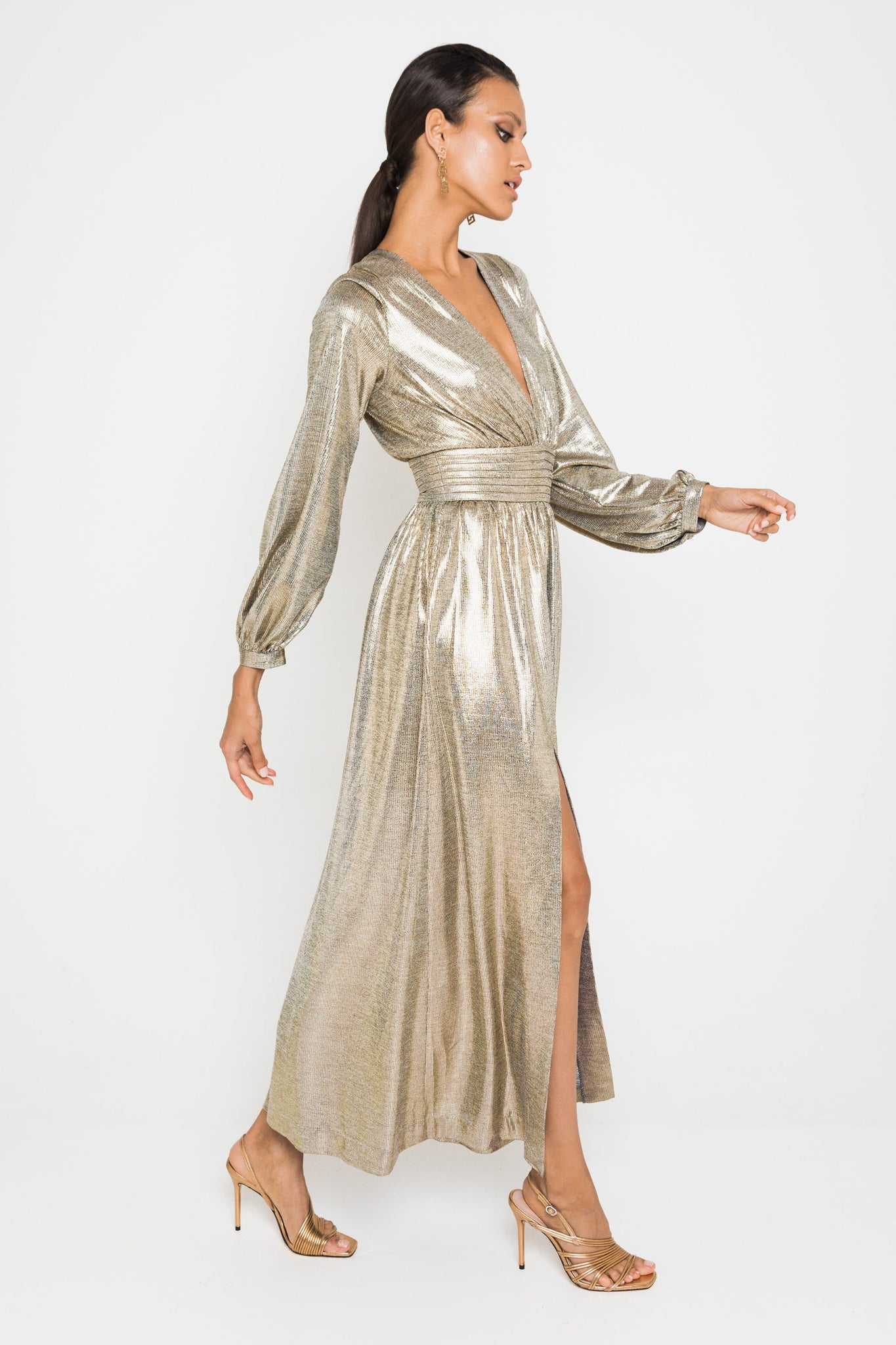 The Golden Era Dress