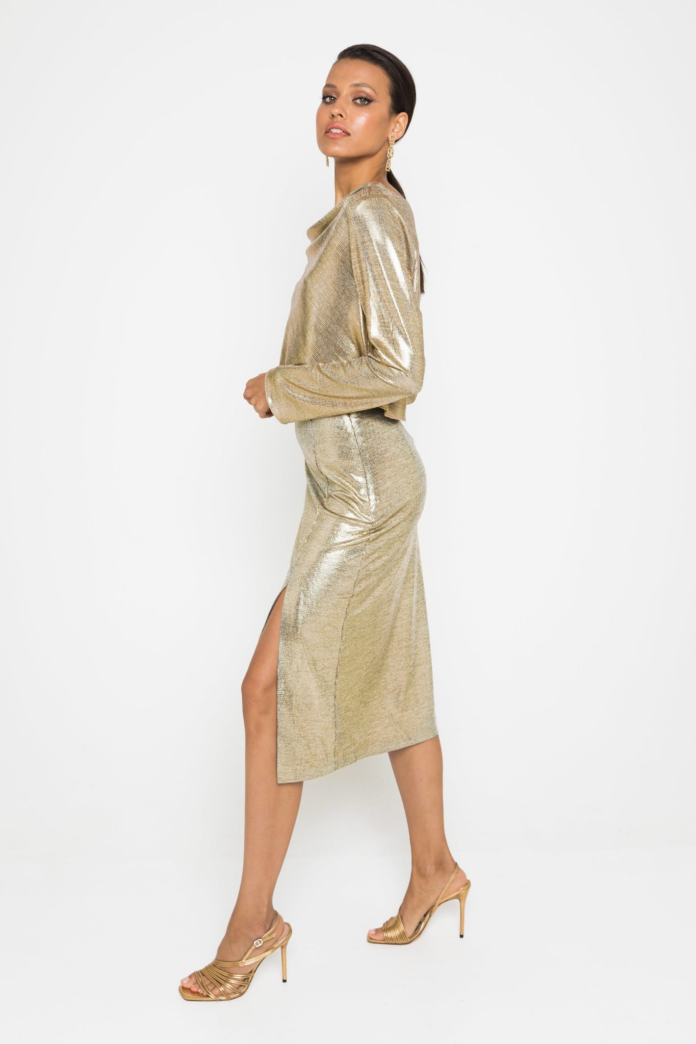 The Golden Era Skirt