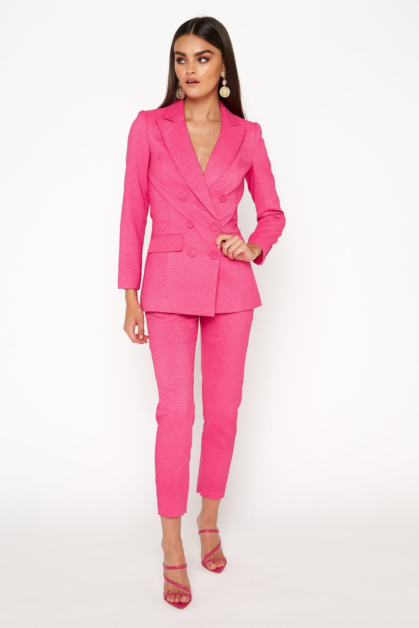 The Tea Party Blazer