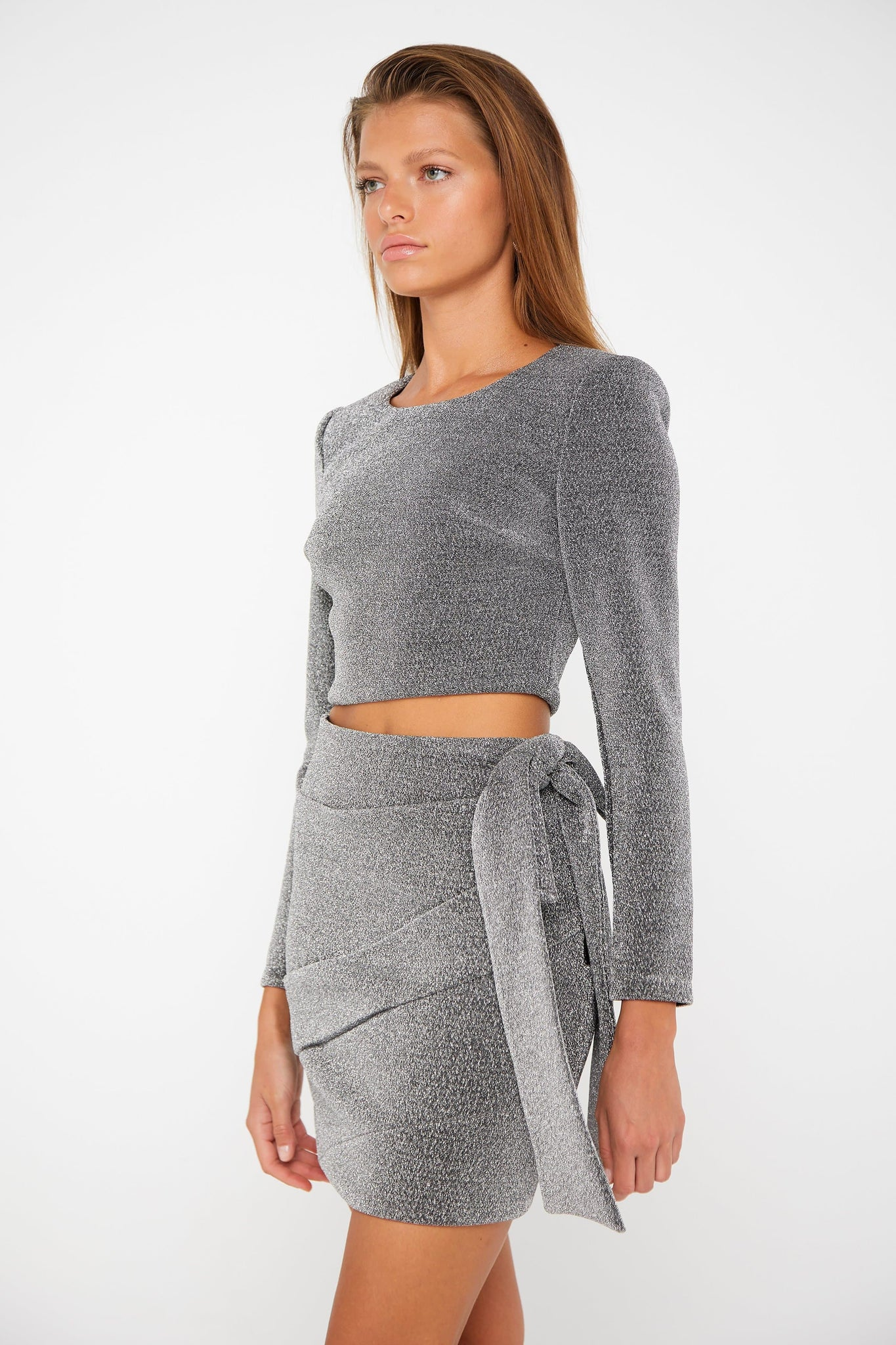 The Silver Lining Skirt
