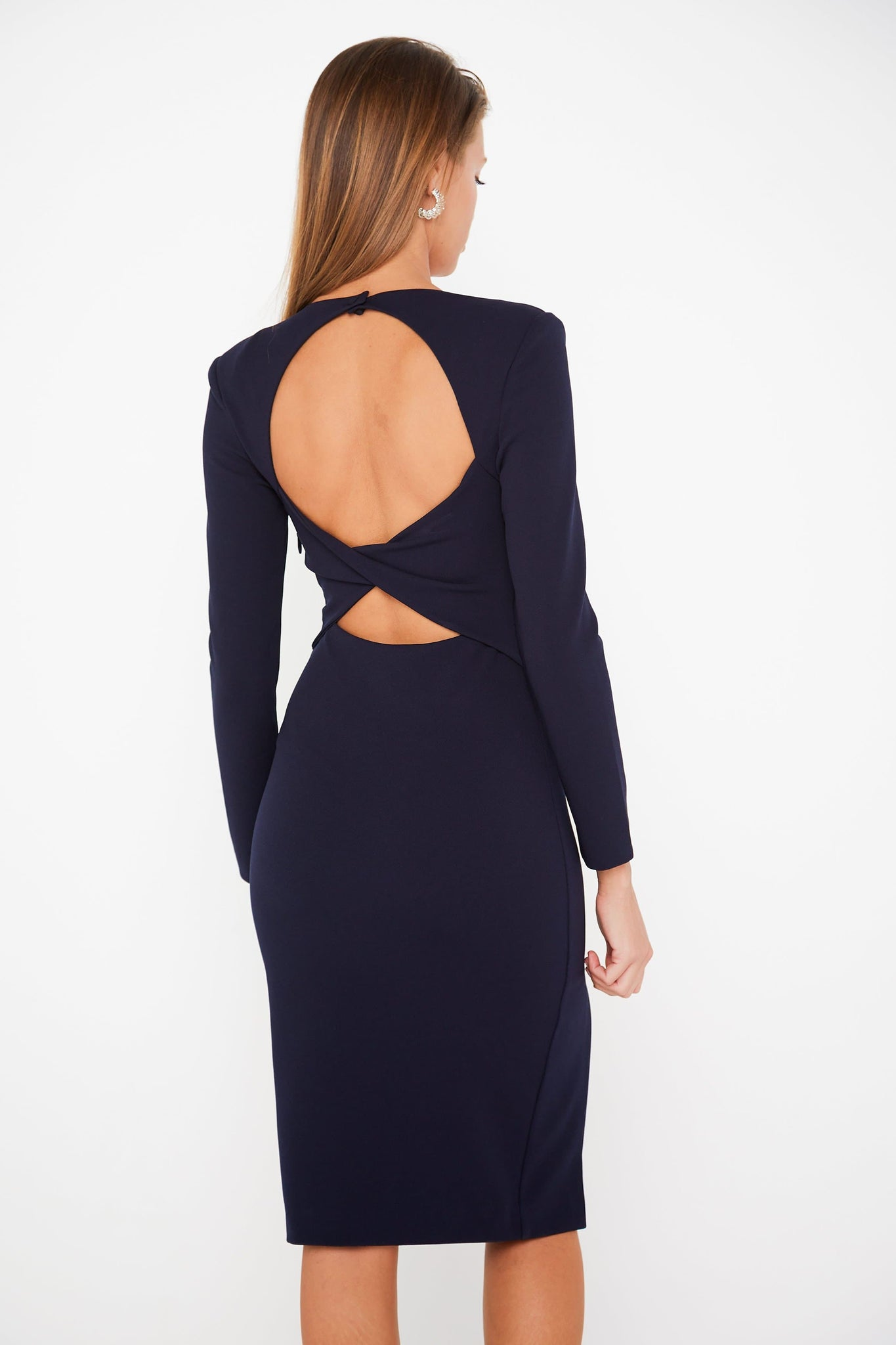 A Twist Of Fate Dress