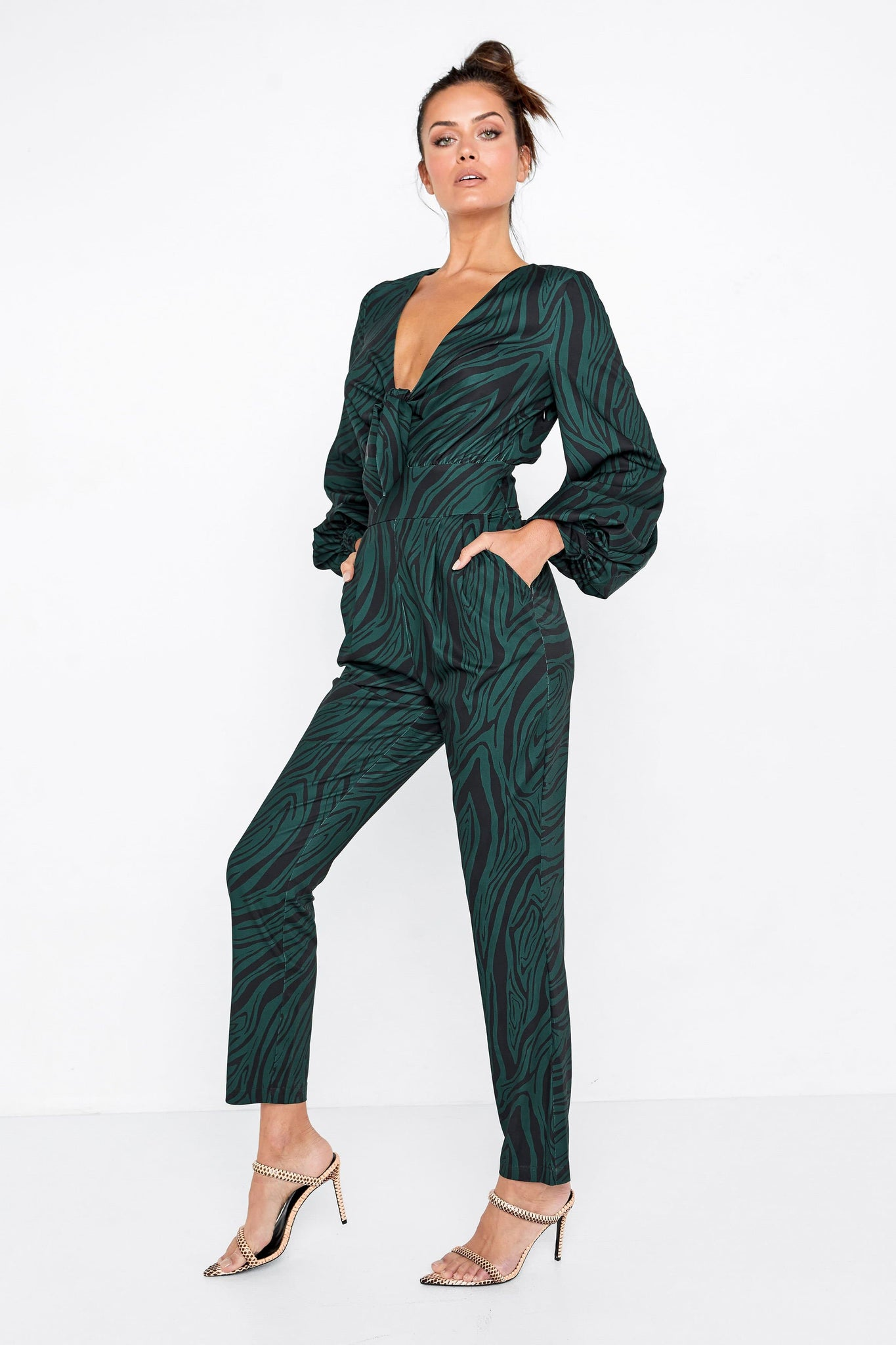 Dark Paradise Jumpsuit