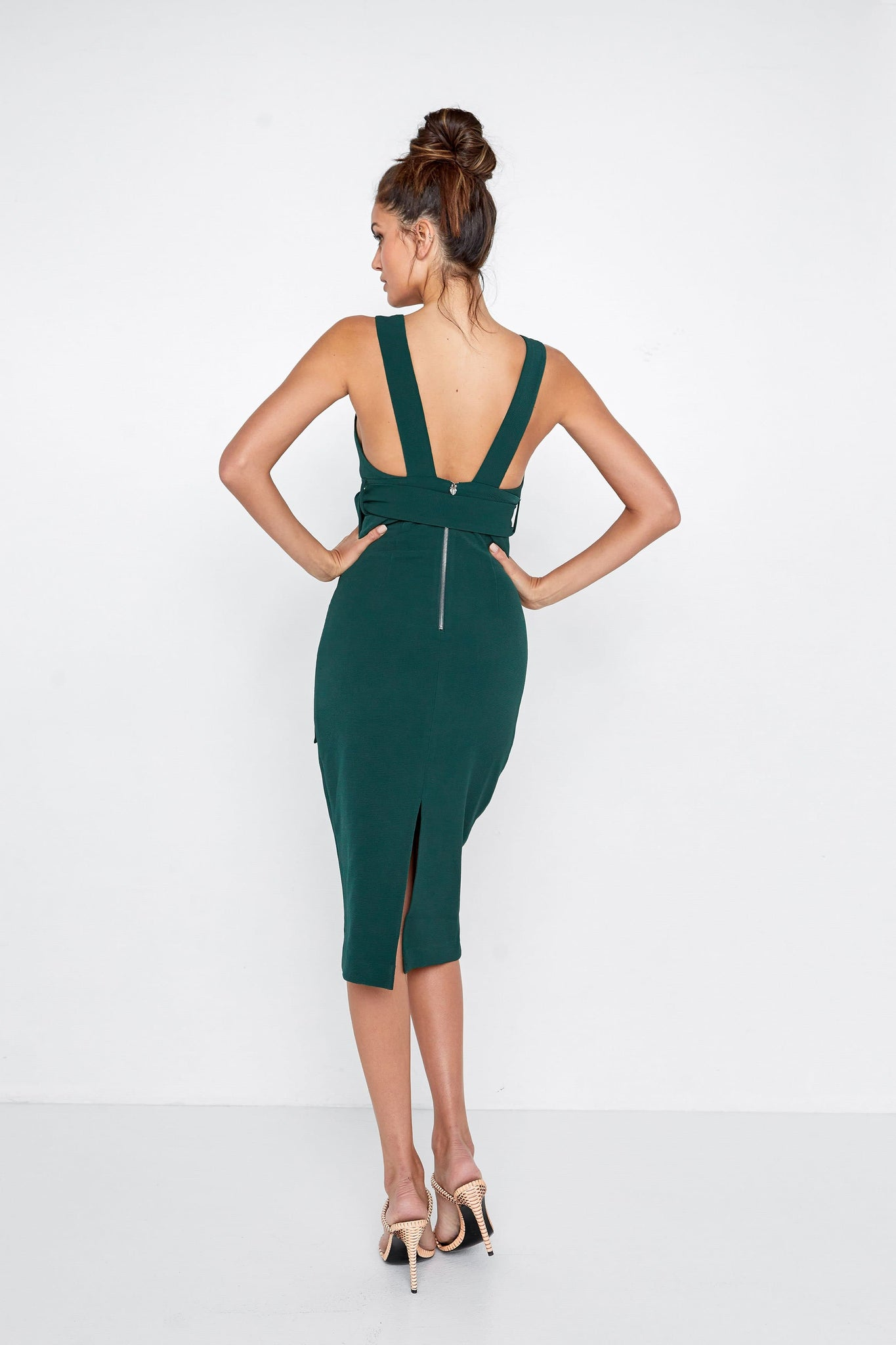 The Evergreen Dress
