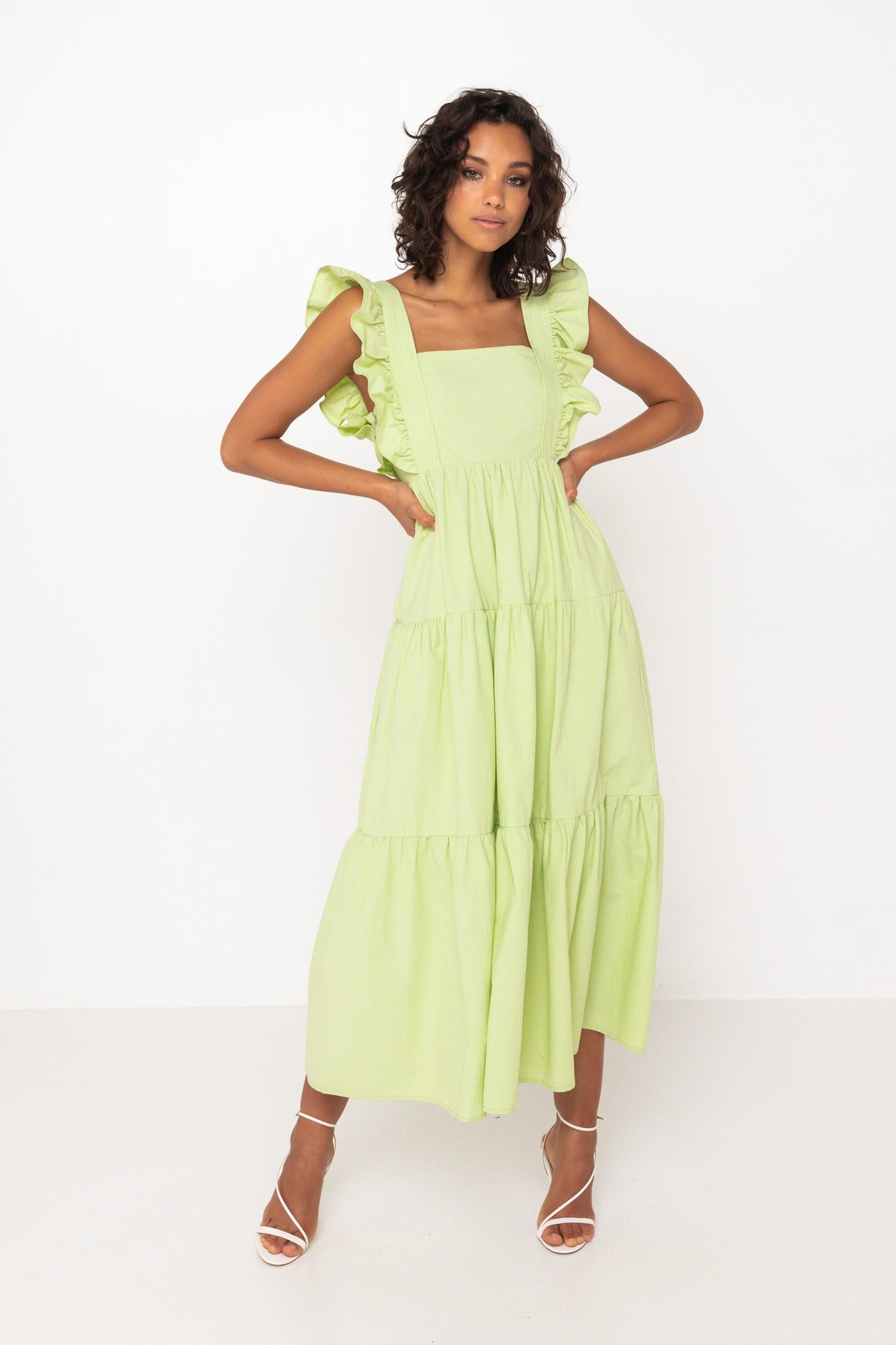 The Seahaze Maxi Dress