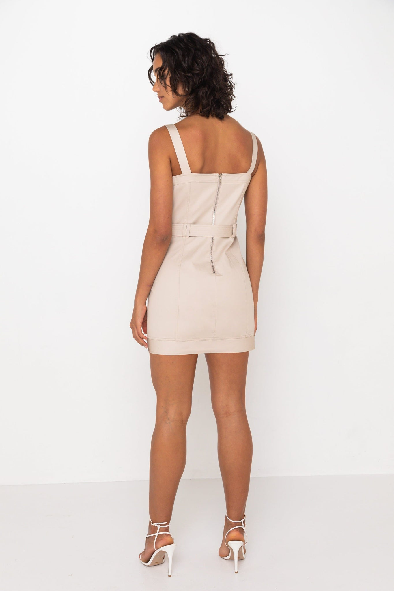 The Sandstone Mini Dress