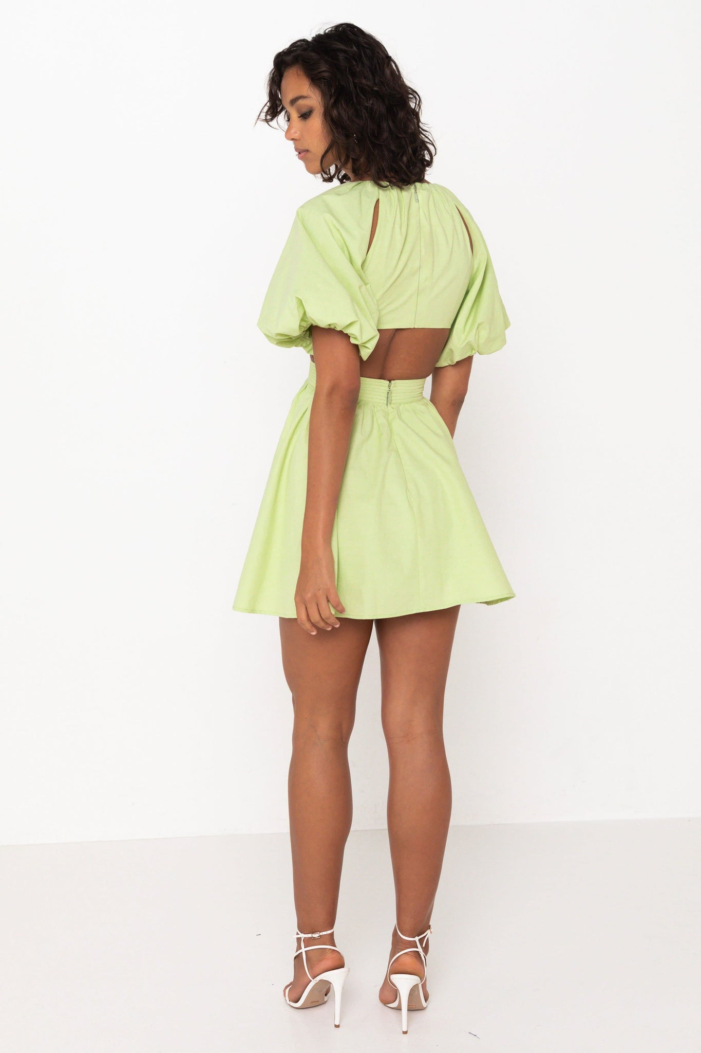 The Seahaze Mini Dress