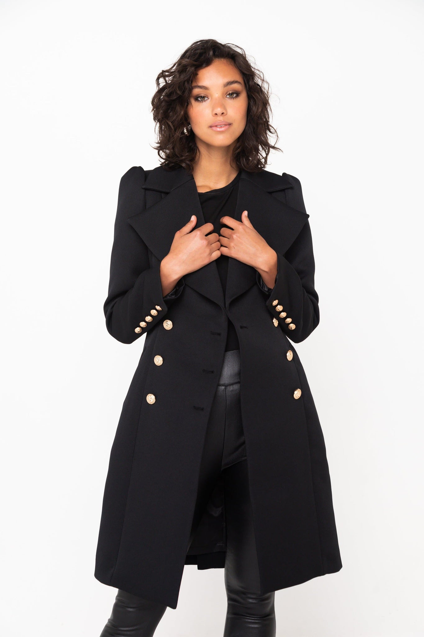 The No Offence Trench Coat