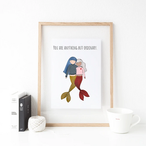 You Are Anything But Ordinary 8x10 Print