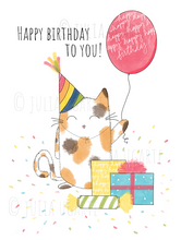 Load image into Gallery viewer, Happy Birthday to You Note Card