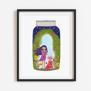 Summer Jar 8x10 Special Edition Print