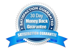 LUV TO BE ME - 30 Day Money Back Guarantee