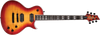 Washburn Parallaxe  PXL260 6-String Electric Guitar, Honey-Burst Gloss with TKL Gig Bag