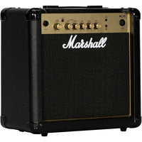 "Marshall MG Gold MG15G 15W 1x8"" Solid-State Combo Guitar Amplifier"