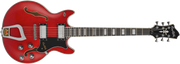Hagstrom Alvar Electric Guitar, Wild Cherry