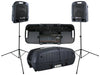 Peavey Escort 6000 Portable PA System - with Bluetooth wireless audio playback