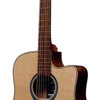 Lâg THV10DCE Tramontane HYVIBE Dread Cut HyVibe Smart/Acoustic Guitar