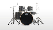 Natal Drums Arcadia UF22 Grey Strata Drum Set/Kit