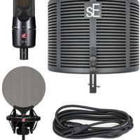 sE Electronics X1 S Studio Bundle With RFX