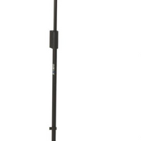 Quick Lok Pro Series A512 Heavy-Duty Tripod-Base Mic Stand with Telescopic Boom