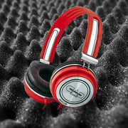 CAD Pro Audio Studio Headphones MH 100, Red