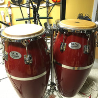 Natal Classic Conga Drum, Red