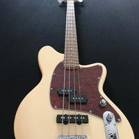 Ibanez Talman TMB100 Electric Bass Guitar, Ivory