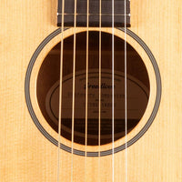 Breedlove Discovery Companion Travel Acoustic Guitar, Natural Sitka-Mahogany