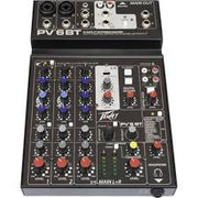 Peavey PV series 6 BT 120US Mixing Console