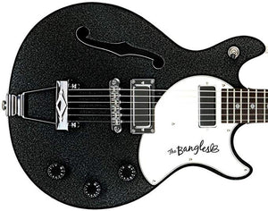 Daisy Rock Guitar Package: Bangles Signature Electric Guitar, Peavey AMP, Cord, Stand and Gig Bag