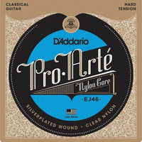 D'Addario Pro-Arte Classical Guitar Strings, Hard Tension