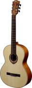 LAG Occitania OC88 Classical Guitar, Natural Gloss