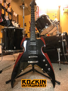 2003 Silvertone Paul Stanley Apocalypse Special (PSAP1) Electric Guitar with Hard Shell Case