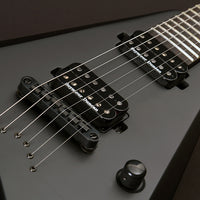 Washburn Parallaxe PXV26, Carbon Black