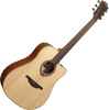 Lag Tramontane T70DCE Dreadnought Acoustic-Electric Guitar