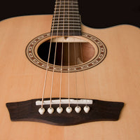 Washburn Harvest WD7SCE Acoustic-Electric Guitar