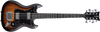 Hagstrom H8II Retroscape H8 Reissue 8-String Electric Bass Guitar