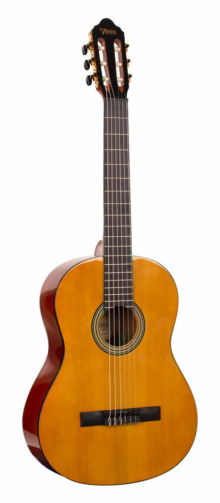 Valencia 2000 VC264 Classical Antique Natural Full Size Acoustic Guitar