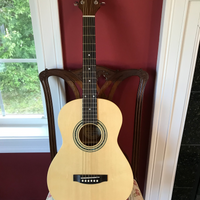 "JB Player Acoustic Guitar 3/4 Size 36"" JB36N-R"