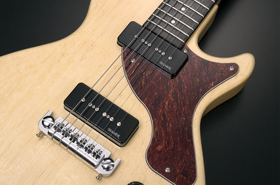 Hamer Monaco Korina Electric Guitar