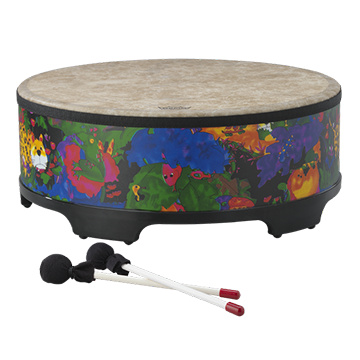 Remo Kids Percussion® Gathering Drum, 16