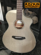 Breedlove Discovery Concert CE Acoustic-Electric Guitar, Limited Edition Seaside