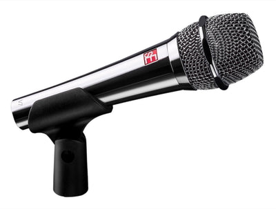 sE Electronics V7 Chrome Handheld Supercardioid Dynamic Vocal Microphone