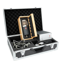 sE Electronics Gemini II Dual Valve Microphone Cardioid Condenser W/Shockmount And Case