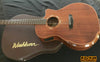 Washburn WCG55CE-GCGADLX Comfort Acoustic-Electric Guitar with Hard Shell Case